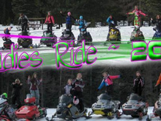 Lil ladies Ride 2014
