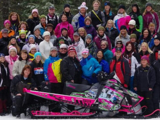 Ladies Ride 2015