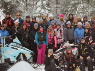 Ladies Ride 2013