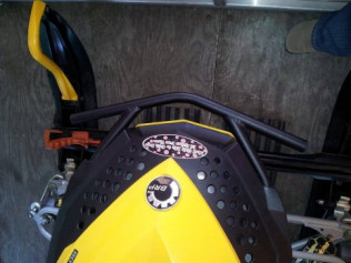 SKIDOO XP OR XM FRONT BUMPER