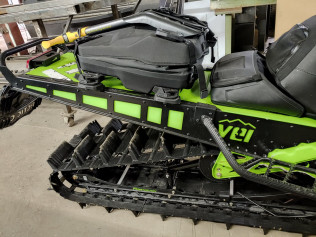 ARCTIC CAT BUMPER WITH NEW TIP UP HANDLE $ 224.95